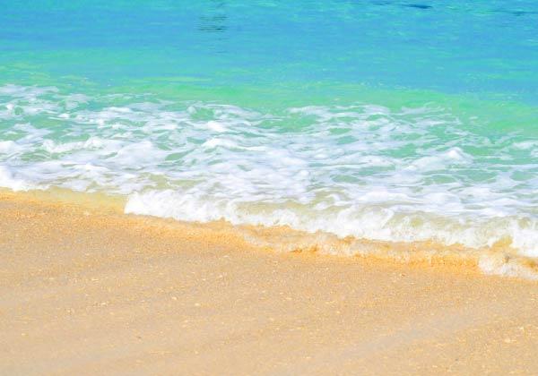 宮古島海洋代行散骨の特徴 その1