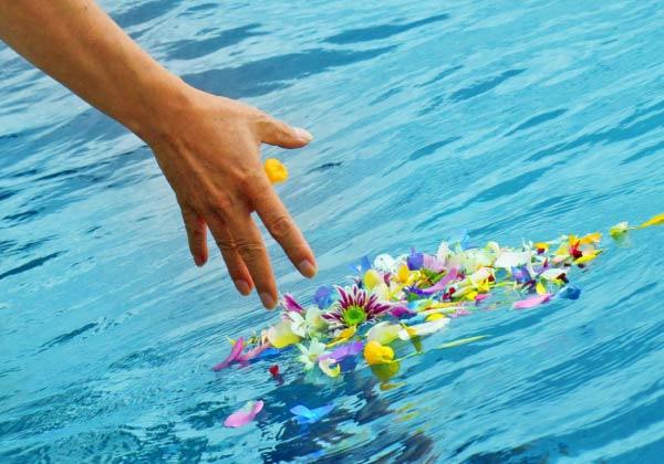 宮古島海洋代行散骨の特徴 その4