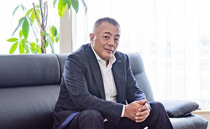 株式会社トワーズ 代表取締役社長 深谷憲弘
