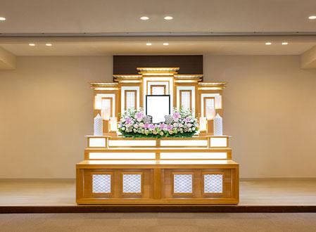 告別式のみを1日で 一日葬プラン 必要なものを厳選したセットプラン 会員価格 税別338,000円