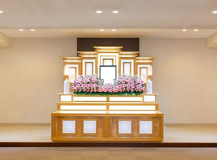 親しい人のみでゆっくり 家族葬プラン 必要なものを厳選したセットプラン 会員価格 税別380,000円