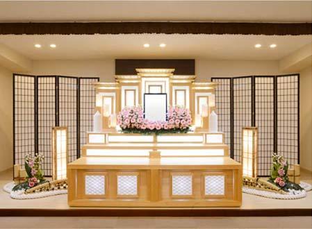 一般的な葬儀を費用を抑えて 一般葬プラン 必要なものを厳選したセットプラン 会員価格 税別488,000円