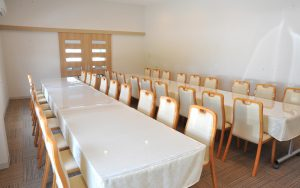 家族葬のトワーズ浜松和合会食室