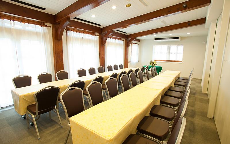家族葬のトワーズ浜松南会食室