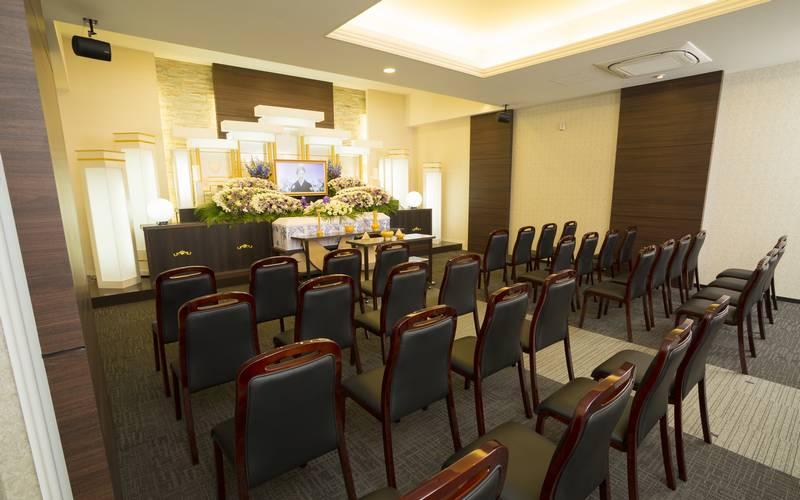 家族葬のトワーズ豊橋西ホール