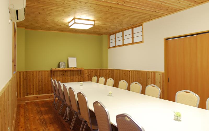 家族葬のトワーズ浜松 会食室