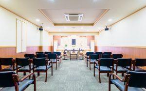 家族葬のトワーズ浜松ホール
