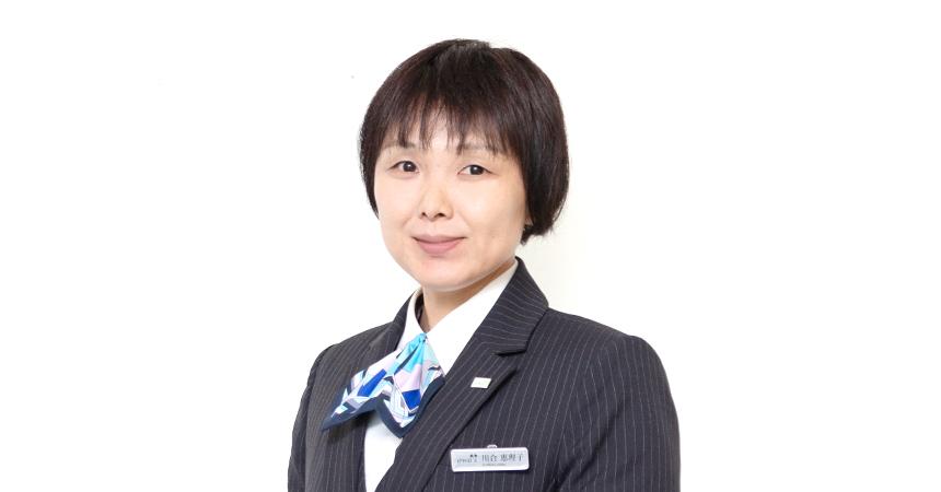 川合恵理子