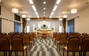 家族葬のトワーズさぎの宮式場